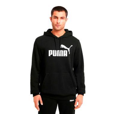 Blusa-Puma-Ess-Big-Logo-Masculina-Preto