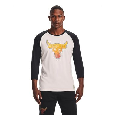 Camiseta-Under-Armour-Project-Rock-Bsr-¾-Masculina-Multicolor