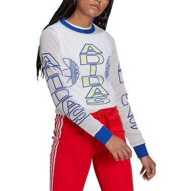 Camiseta-adidas-Varsity-Feminina-Branca