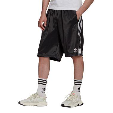 Shorts-adidas-3S-Satin-Masculino-Preto