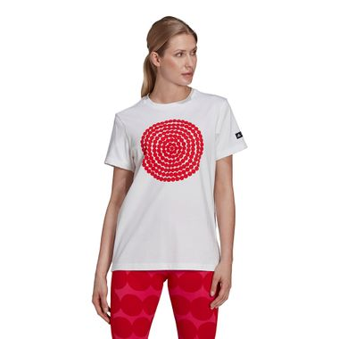 Camiseta-adidas-x-Marimekko-Feminina-Branca