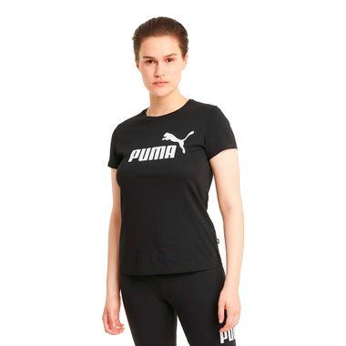 Camiseta-Puma-Ess-Logo-Feminina-Preta