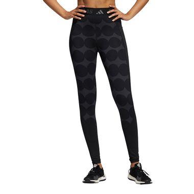 Legging-adidas-x-Marimekko-Techfit-Feminina-Preta
