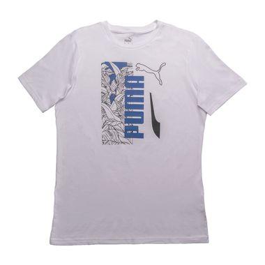 Camiseta-Puma-Summer-Vibe-Masculina-Branca