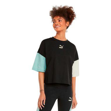 Camiseta-Puma-Clsx-Boyfriend-Feminina-Preta