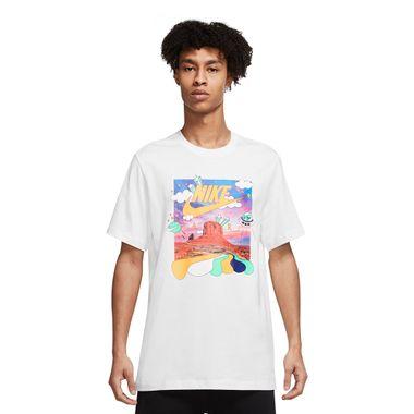 Camiseta-Nike-Black-Light-Masculina-Branca