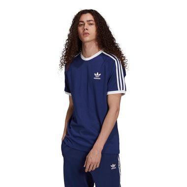 Camiseta-adidas-3-Stripes-Masculina-Azul