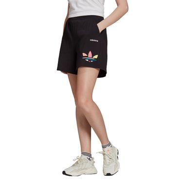 Shorts-adidas-Adicolor-Feminino-Preto