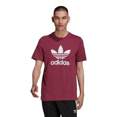 Camiseta-adidas-Trefoil-Masculina-Vinho