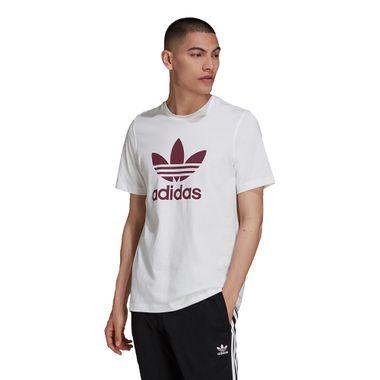 Camiseta-adidas-Trefoil-Masculina-Branca